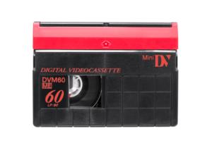DMT-VT003-MiniDV